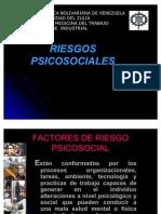 Tema 13 RIESGOS PSICOSOCIALES