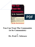 Fred C. Schwarz - You Can Trust the Communists (to Be Communist, Black Book of Communism) (1960)