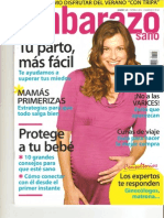 Embarazo Sano II Portada