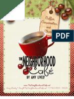 Neighborhood Cafe for Churches