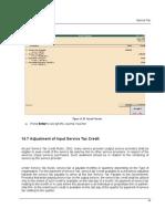 Service Tax - Adjustment Entry (1)