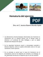 6 Hematuria Del Ejercicio