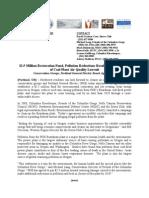 Press Release LTRHD 7 19 2011
