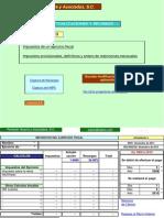 Recargos y Actualizacion v2013