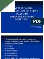 A+AVALIAÇÃO+DA+APRENDIZAGEM+DO+ALUNO