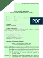 ADE1020 - Plano de Ensino 2-2011