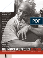 Innocence Project In Print - Summer 2011