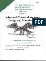 Chemistry Explosives Scientific Principles Of Improvised Warfare And Home Defense