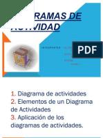 Diagramas de Actividad Lxee