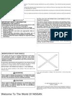 1997 Nissan Pathfinder Manual