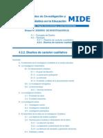Metodos de investigación y Diagnóstico