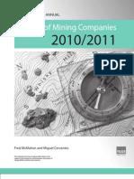 Survey of Mining Companies 2010/2011