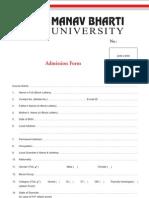 Admission Form[1]