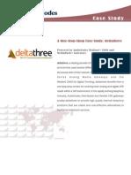 Delta Three Case Study