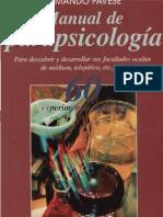 Manual de Parapsicologia