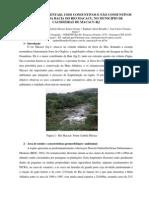 Doc 09 - PROBLEMAS AMBIENTAIS, USOS CONSUNTIVOS E NÃO CONSUNTIVOS