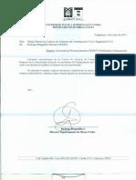 Pronunciamiento Departamento Obras Civiles