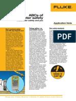 FLUKE ABCs of Multi Meter Safety