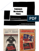 Publicidad & Merchandising Filmico
