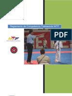 to Oficial Arbitraje Taekwondo WTF