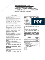 Tj Sc Tecnico Judiciario 2003