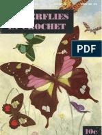 Butterflies in Crochet 1951