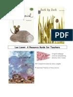 Leo Lionni - A Resource Guide for Teachers