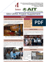 UEM Newsletter Vol9 Issue1 April08