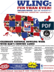 Celebrate National Bowling Week with Rab's