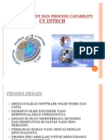 Product List and Process CV INTECH