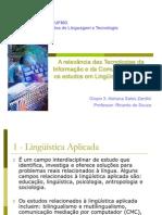 linguistica aplicada