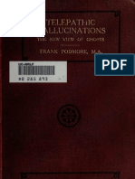Frank Podmore - Telepathic Hallucinations