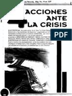 """La visión y gestión """"chavista"""" del sector eléctrico venezolano"""