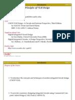 Principles of VLSI Design