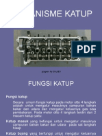 Motor Bensin Katup 1