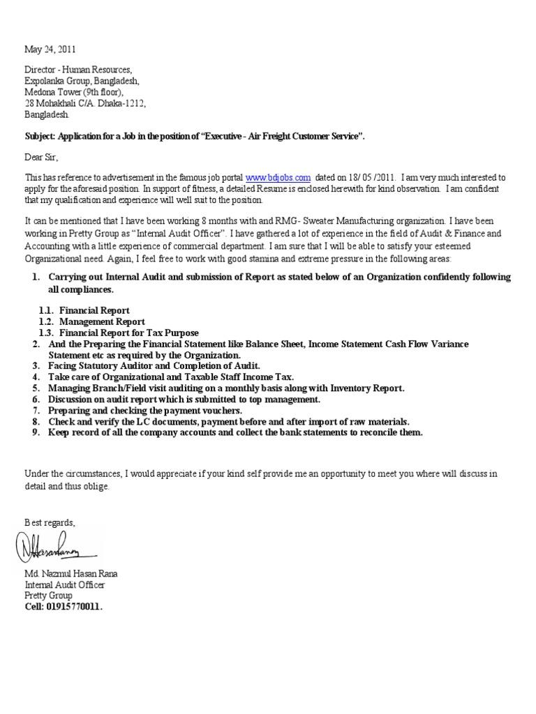 Resume 2   Audit   Financial Statement