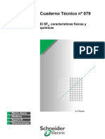 Ct-079 Sf6 Caracteristicas Fisicas y Quimicas