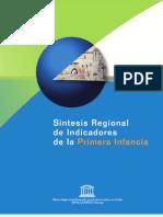 Sintesis Regional Indicadores Primera Infancia[1]