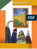 Educación Artística 6º RIEB Alumno 2011-2012