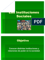 las-instituciones-sociales