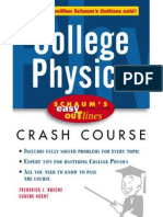 Schaum's College Physics