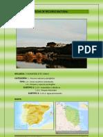 Ficha de Recurso natural y paisajístico