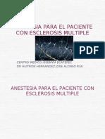 Esclerosis Multiple Caso