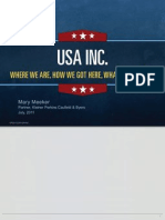 USA Inc. - Slideshow & Commentary