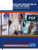 Guide to Infection Prevention in Outpatient Settings