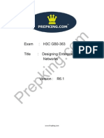 Prepking GB0-363 Exam Questions