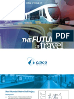 Metro Railway Booklet
