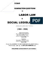 208_Suggested Answers in Labor Law and Social Legislation (1994-2006)