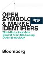 1 12713 Revised Bloomberg Whitelpaper Open Symbology