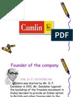 Camlin Ppt Final 2003
